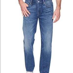 7 For All Mankind Jeans - 7 for All Mankind Men's Standard Button Fly Jeans